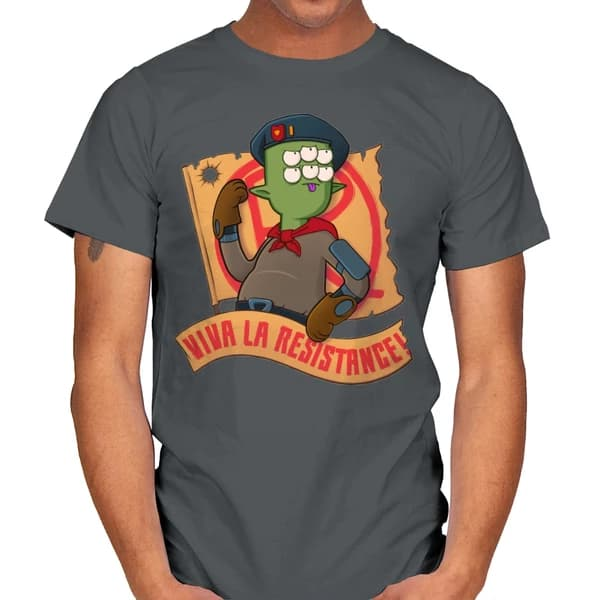 Time to Resist! T-Shirt