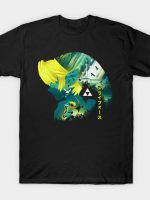 Triforce Hero T-Shirt