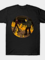 When Freddy Met Jason T-Shirt