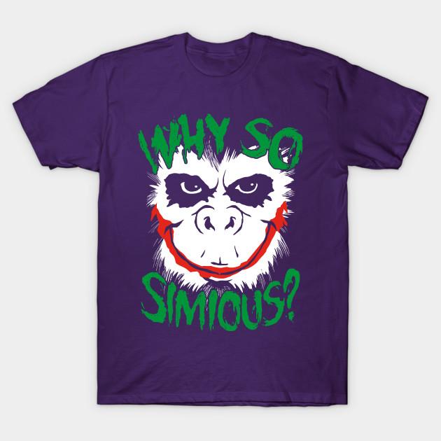 Why So Simious v.2