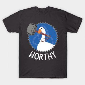Worthy Goose T-Shirt