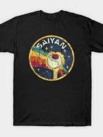 saiyan nasa T-Shirt