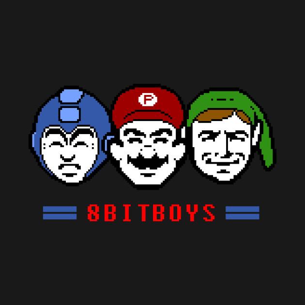8-Bit Boys