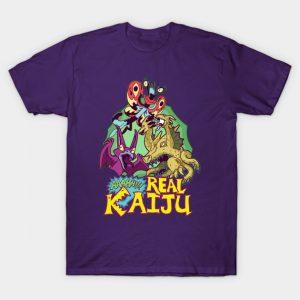 Aaahh!!! Real Kaiju