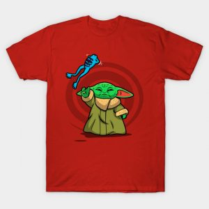 Chokingly Cute Baby Yoda T-Shirt