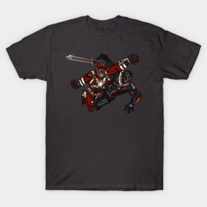 Red Guardian T-Shirt