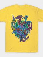 Crit Happens (1) [Acid] T-Shirt