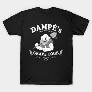 Dampe's Grave Tour