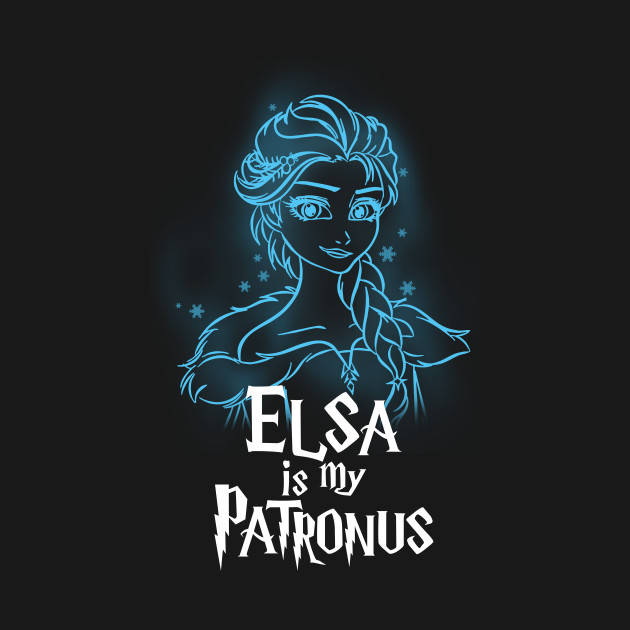 Elsa is my Patronus