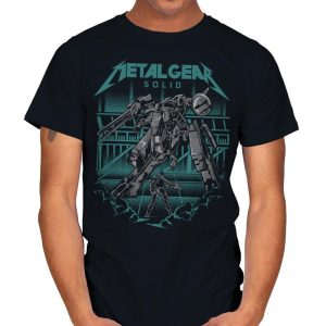 Heavy Metal Gear T-Shirt