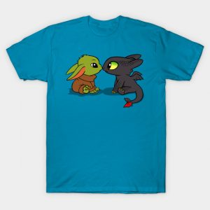 Kawaii baby Dragon T-Shirt
