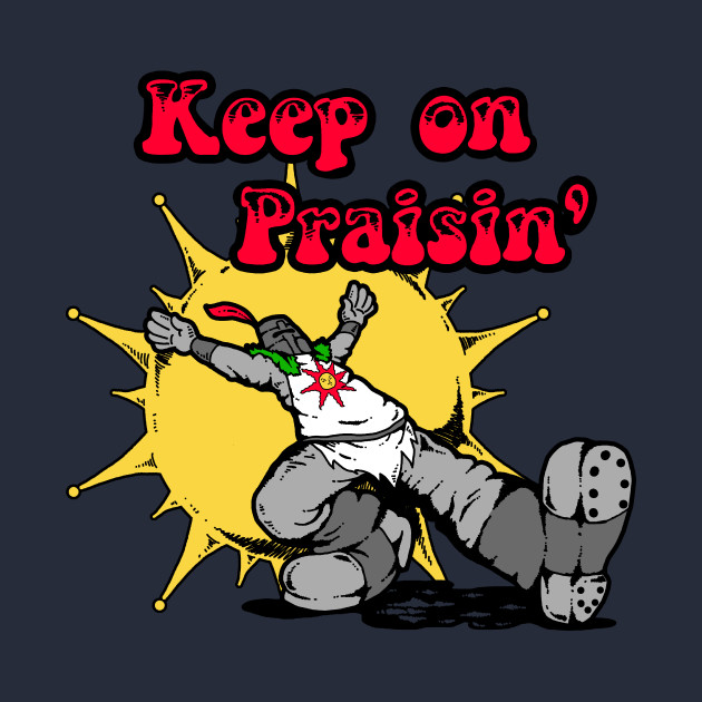 Keep On Praisin'