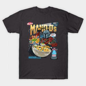 The Mandalorian Breakfast Cereal T-Shirt