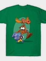 Rocky and Grootwinkle T-Shirt