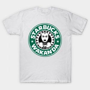 Starbucks Wakanda