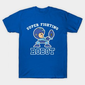 Super Fighting Robot
