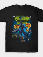The Incredible Alien T-Shirt