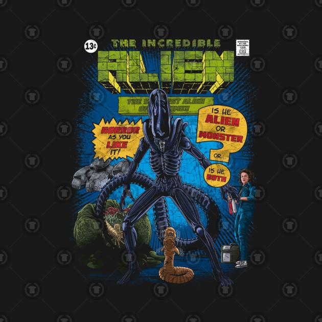 The Incredible Alien