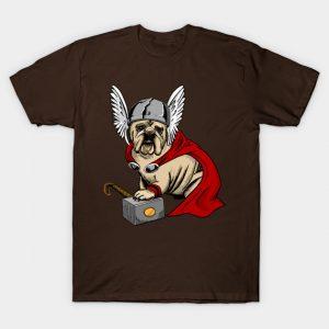 The Mighty Bulldog Thor