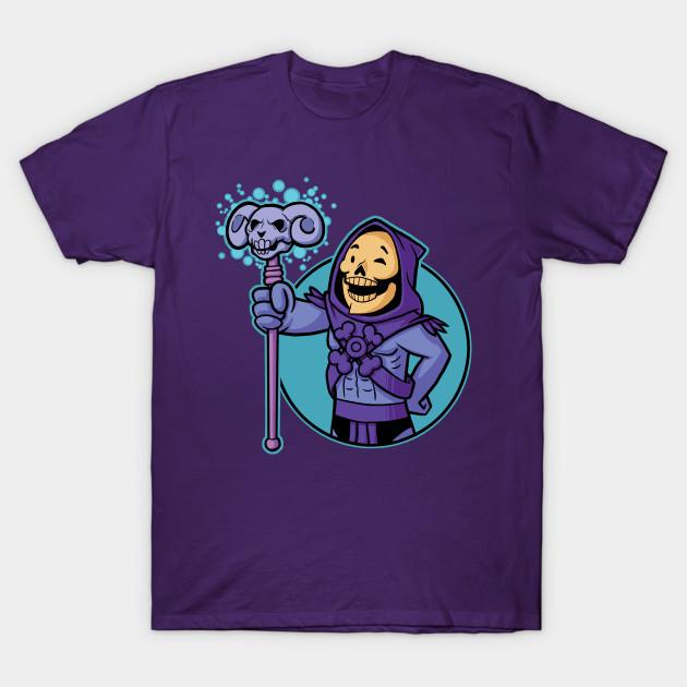 Vault Skeletor T-Shirt