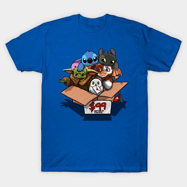 Pop Culture Mashup T-Shirt
