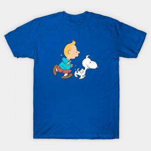 Adventures of Tintin T-Shirt