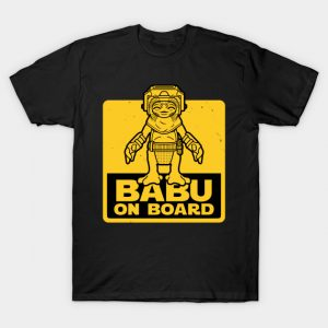 Babu on Board T-Shirt