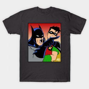 Batman Yelling Part I