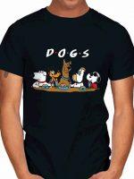 D-O-G-S T-Shirt