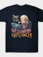 Freelancer of Blaviken T-Shirt