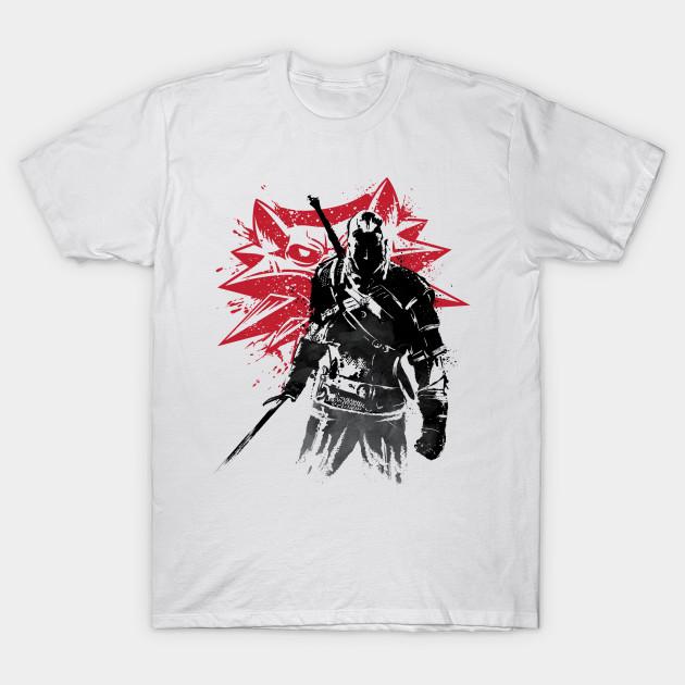 Geralt of Rivia T-Shirt