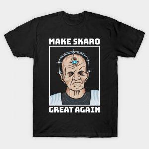 Make Skaro Great Again T-Shirt