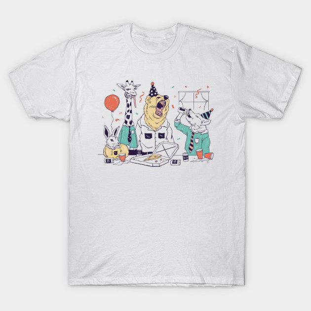 Party Animals! T-Shirt