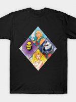 Retro Grayskull T-Shirt