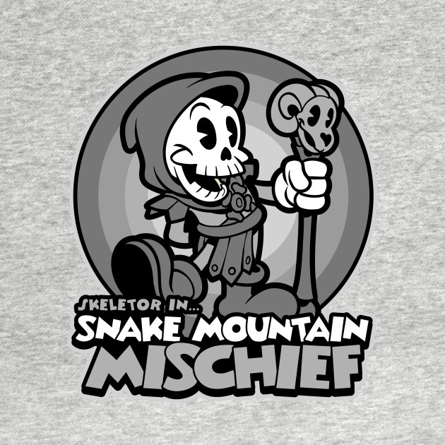 Snake Mountain Mischief
