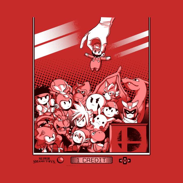 Super Smash Toys