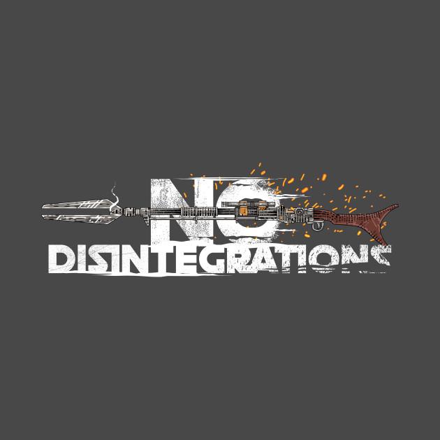 Way of disintegration