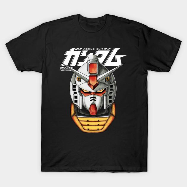 gundam rx 78 T-Shirt