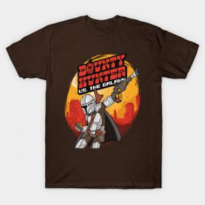 Bounty Hunter vs The Galaxy T-Shirt